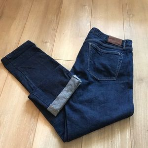 Madewell Skinny Low Jeans